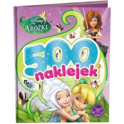 500 NAKLEJEK WRÓŻKI