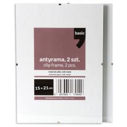 ANTYRAMA 2 SZT 15X21 CM