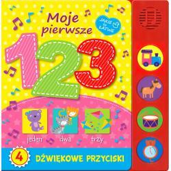 MOJE PIERWSZE 1 2 3