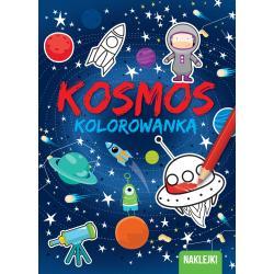KOSMOS KOLOROWANKA 3+