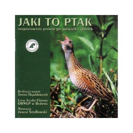 JAKI TO PTAK VOLUME 1 CD