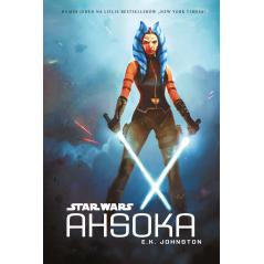AHSOKA STAR WARS K. Johnston E.