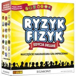 RYZYK FIZYK EDYCJA DELUXE GRA TOWARZYSKA 4+