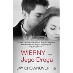 WIERNY JEGO DROGA Crownover Jay