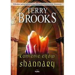 KAMIENIE ELFÓW SHANNARY KRONIKI SHANNARY TOM 2 WYD. 2015 Brooks Terry
