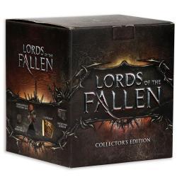 LORDS OF THE FALLEN EDYCJA KOLEKCJONERSKA PS4