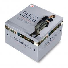 GLENN GOULD REMASTERED THE COMPLETE COLUMBIA ALBUM COLLECTION 81 CD