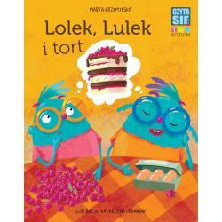 LOLEK LULEK I TORT CZYTASIE POZIOM 1