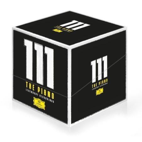 111 THE PIANO LEGENDARY RECORDINGS 40XCD