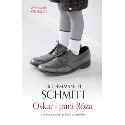 OSKAR I PANI RÓŻA Emmanuel Schmitt Eric