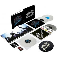 ALIVE 2007 / ALIVE 1997 (LIMITED EDITION DELUXE BOX) 4 X WINYL