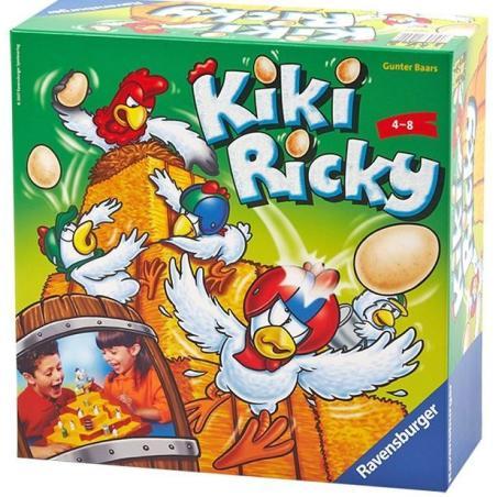 KIKI RICKY GRA ZRĘCZNOŚCIOWA 4+