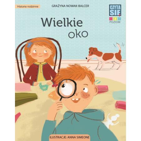 WIELKIE OKO  Grażyna Nowak-Balcer 7+