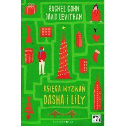KSIĘGA WYZWAŃ DASHA I LILY Cohn Rachel