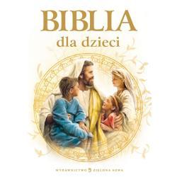 BIBLIA + PAMIĄTKA PIERWSZEJ KOMUNII ŚWIĘTEJ