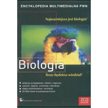 ENCYKLOPEDIA MULTIMEDIALNA PWN BIOLOGIA