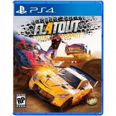 FLATOUT 4: TOTAL INSANITY GRA PS4