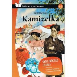 KAMIZELKA LEKTURA Z OPRACOWANIEM Prus Bolesław