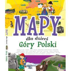 GÓRY POLSKI MAPY DLA DZIECI Zarawska Patrycja