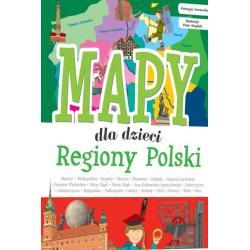 REGIONY POLSKI MAPY DLA DZIECI Zarawska Patrycja