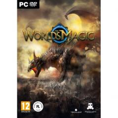 WORLDS OF MAGIC PC