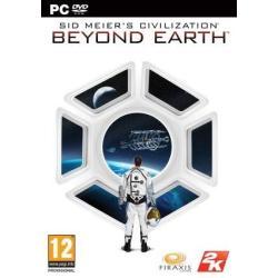 CIVILIZATION: BEYOND EARTH GRA PC DVDROM PL