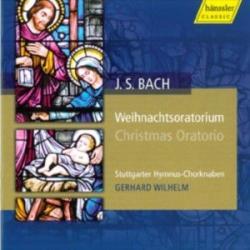 CHRISTMAS ORATORIO J.S.BACH 3XCD