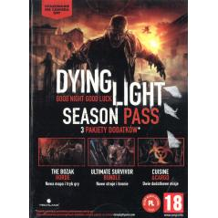 DYING LIGHT - SEASON PASS 3 PAKIETY DODATKÓW DIGITAL PL