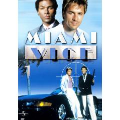 MIAMI VICE. SEZON 1. PŁYTA 1 DVD