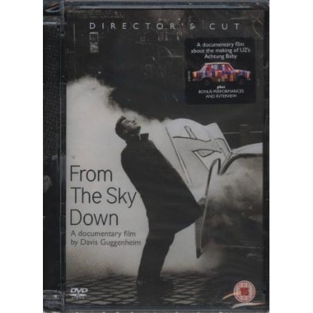FROM THE SKY DOWN FILM DVD