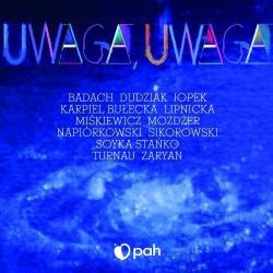 UWAGA UWAGA CD