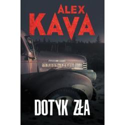 DOTYK ZŁA Alex Kava