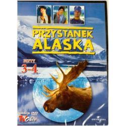 PRZYSTANEK ALASKA CZĘŚĆ 2 DVD PL