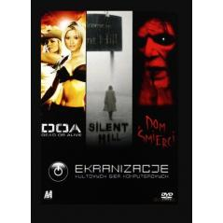 EKRANIZACJE GIER KOMPUTEROWYCH 2 DVD