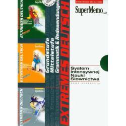 EXTREMES DEUTSCH GRUNDSTUFE MITTELSTUFE GRAMMATIK & REDEWENDUNGEN KURS NAUKI SŁOWNICTWA JĘZYKA NIEMIECKIEGO DVD-ROM + DVD-MP3