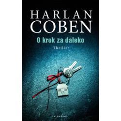 O KROK ZA DALEKO Harlan Coben