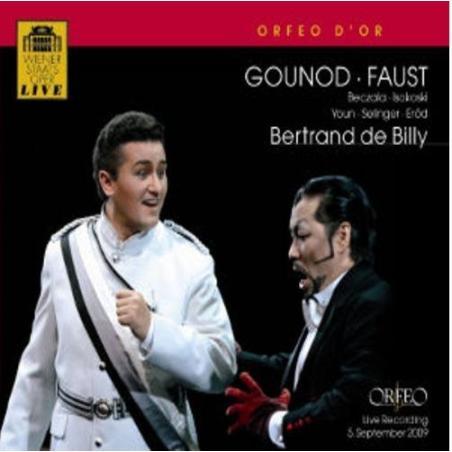 GOUNOD: FAUST CD