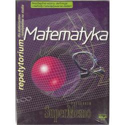 MATEMATYKA REPETYTORIUM MATURZYSTY I KANDYDATÓW NA STUDIA CD