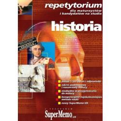 HISTORIA REPETYTORIUM DLA MATURZYSTÓW I KANDYDATÓW NA STUDIA CD-ROM