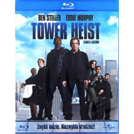 TOWER HEIST ZEMSTA CIECIÓW BLURAY