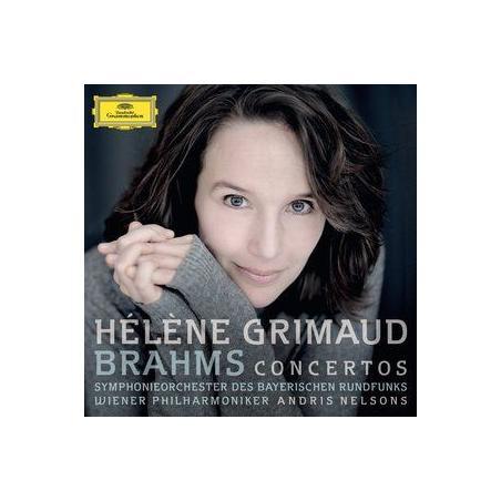 BRAHMS: PIANO CONCERTOS HELENE GRIMAUD 2 X WINYL