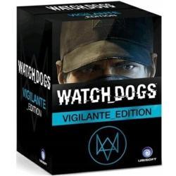 WATCH DOGS - VIGILANTE EDITION PS4 + CZAPKA + MASKA
