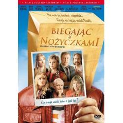 BIEGAJĄC Z NOŻYCZKAMI DVD PL