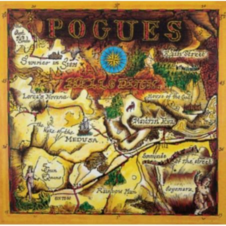 POGUES HELL'S DITCH WINYL