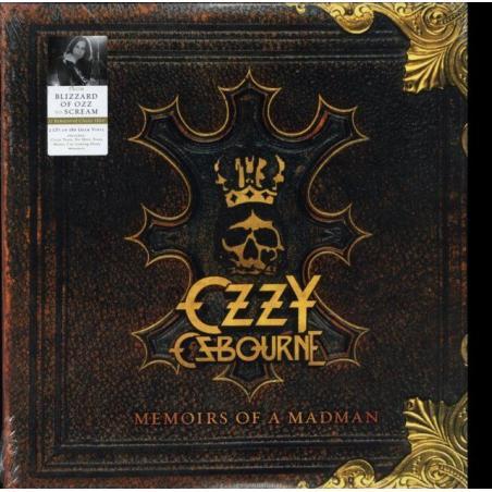 OZZY OSBOURNE MEMOIRS OF A MADMAN 2xWINYL