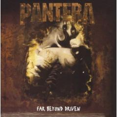 PANTERA FAR BEYOND DRIVEN 20TH ANNIVERSARY 2 x WINYL