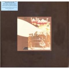 LED ZEPPELIN II SUPER DELUXE EDITION BOX 2 x CD + 2 x WINYL