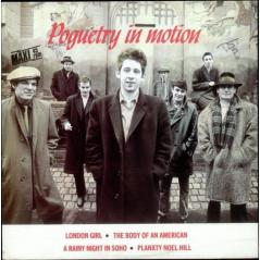 POGUES THE POGUETRY IN MOTION WINYL