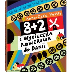 8+2 i WYCIECZKA ROWEROWA DO DANII Anne-Cath.Vestly 5+