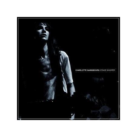 CHARLOTTE GAINSBOURG  STAGE WHISPER CD + DVD